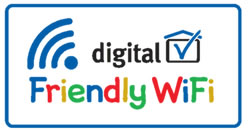 Digital friendly Wi-Fi sign confirms company has taken steps to block porn on WiFi networks