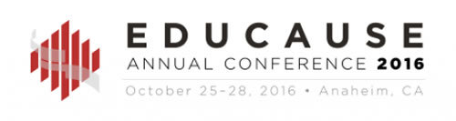 2016 EDUCAUSE Annual Conference